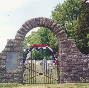 Photograph needed of this cemetery entrance